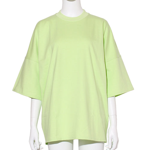 otii original wide Tshirts - green
