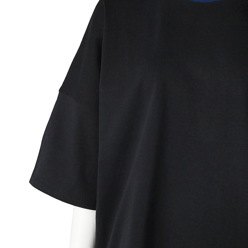 otii original FUK switch wide T-shirts - black / navy
