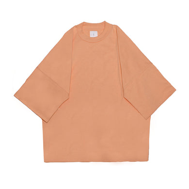 otii original wide Tshirts - orange