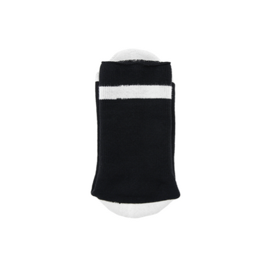 NGO pile line socks - black