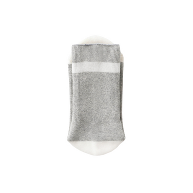 NGO pile line socks - gray