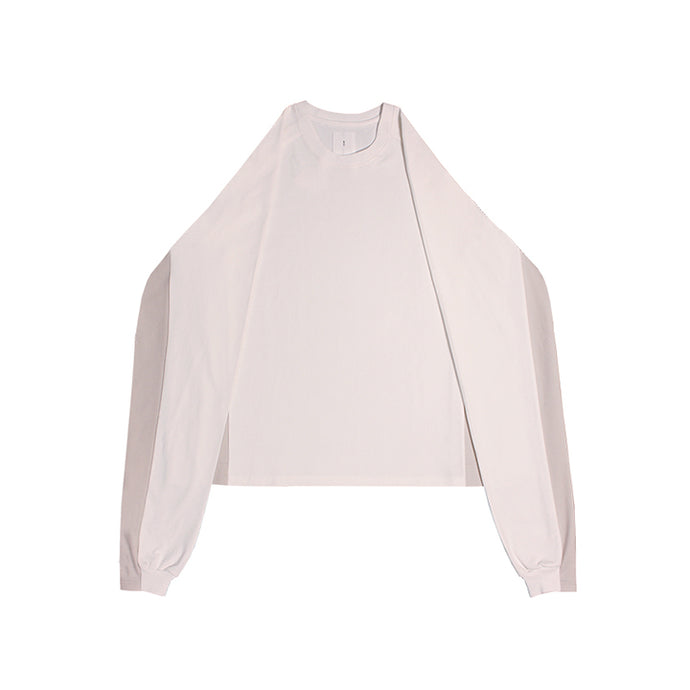 otii original Re: L/S T-shirts - white
