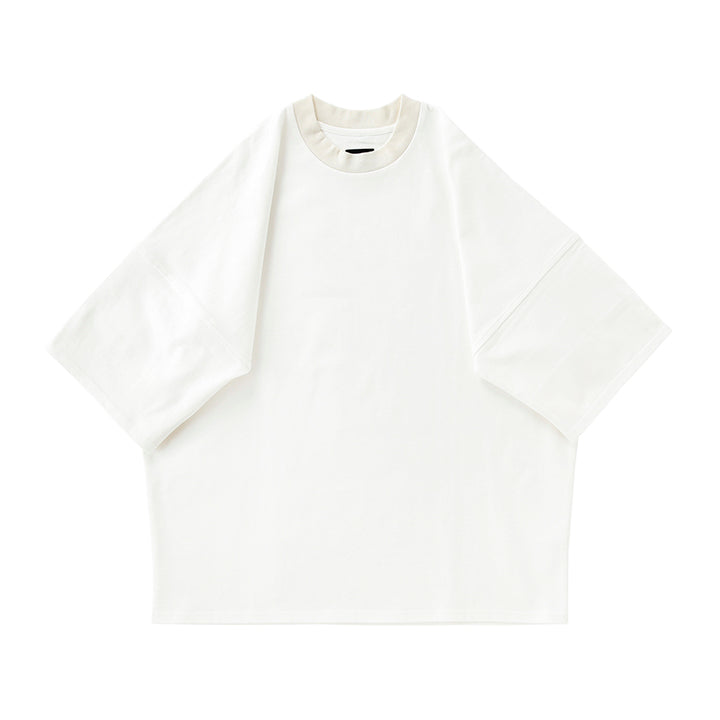 otii original FUK switch wide T-shirts - white / off white