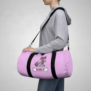 Open image in slideshow, Blenda B  Light Pink Duffel Bag - Texas Blends