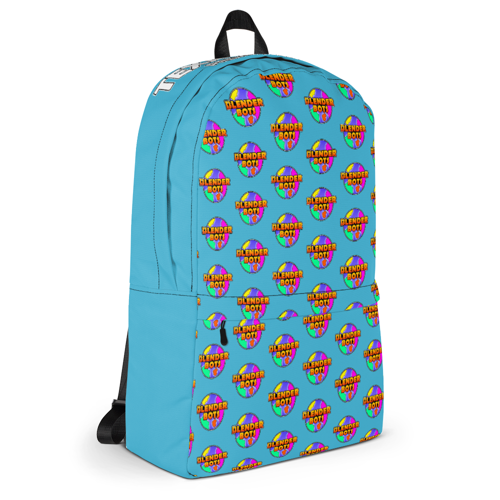 Custom BlenderBot Backpack - Texas Blends