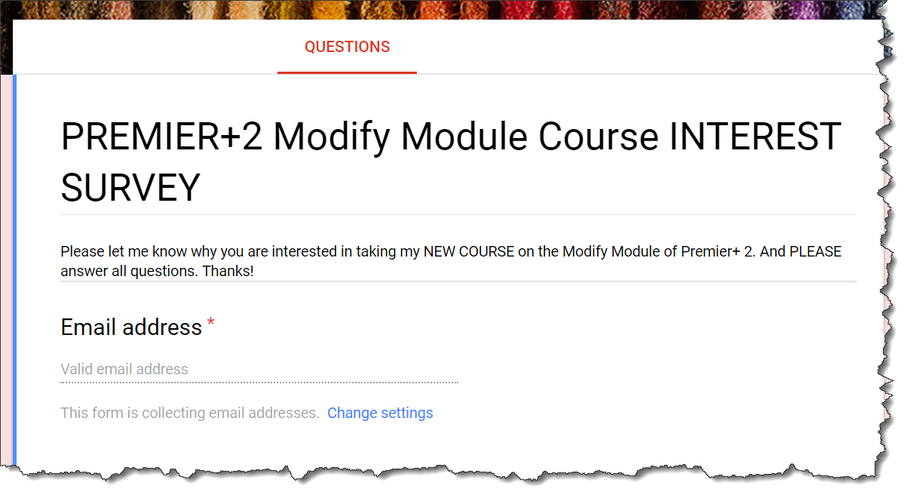 Interested in a Course on the Modify Module of PREMIER+™ 2?