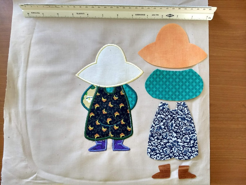 Optimizing Appliqué Before a Large Project