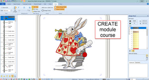 1. DIGITIZING With the Create Module