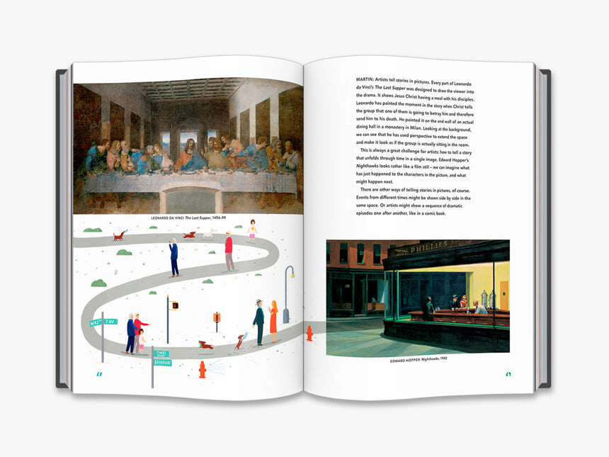 A History of Pictures for Children (David Hockney & Martin Gayford)