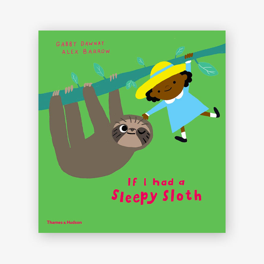 If I Had a Sleepy Sloth by Shinsuke Yoshitake(Hardcover)