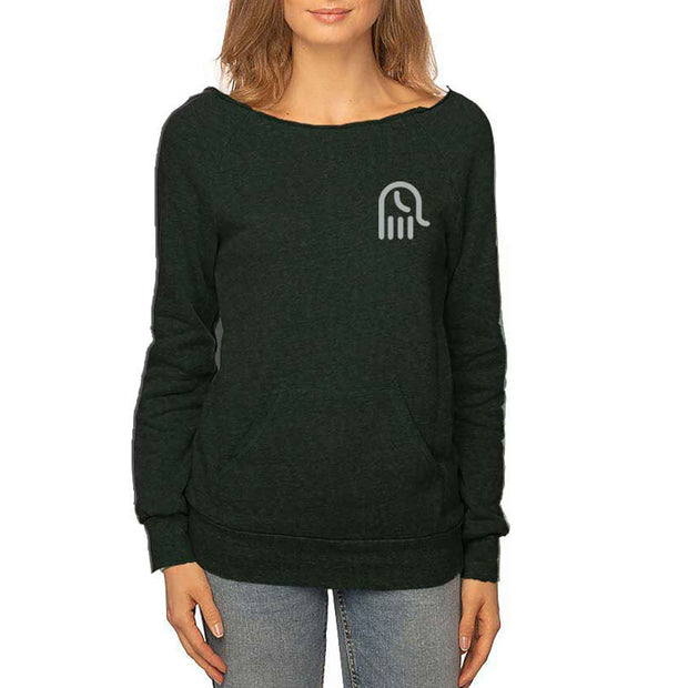 w worldkind pullover with small logo