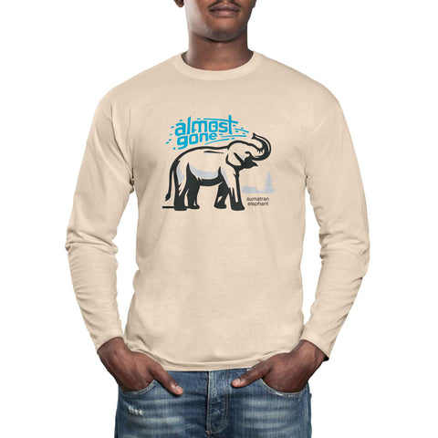 m color elephant eco long sleeve