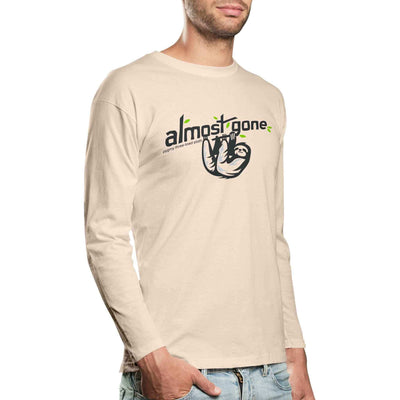 m color pygmy sloth eco long sleeve
