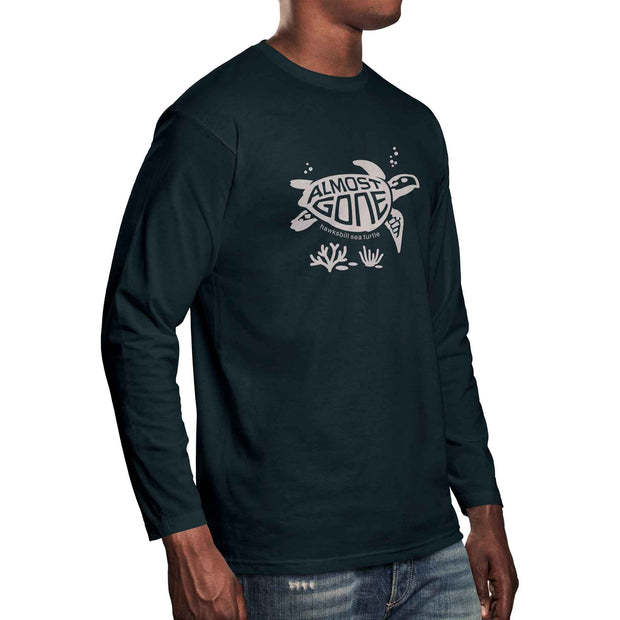 m hawksbill turtle eco long sleeve