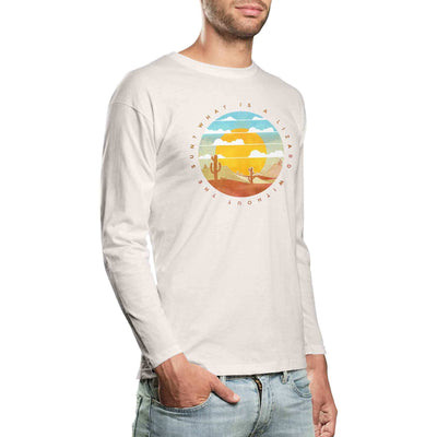 m desert eco long sleeve