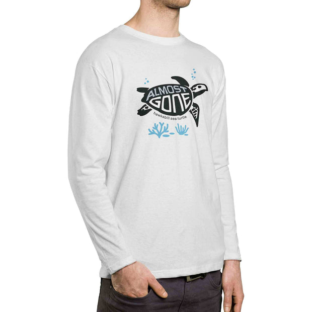 m color hawksbill turtle eco long sleeve