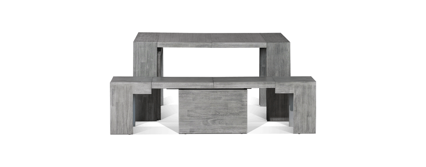 The Dining Set 3.0 + Siberian Birch