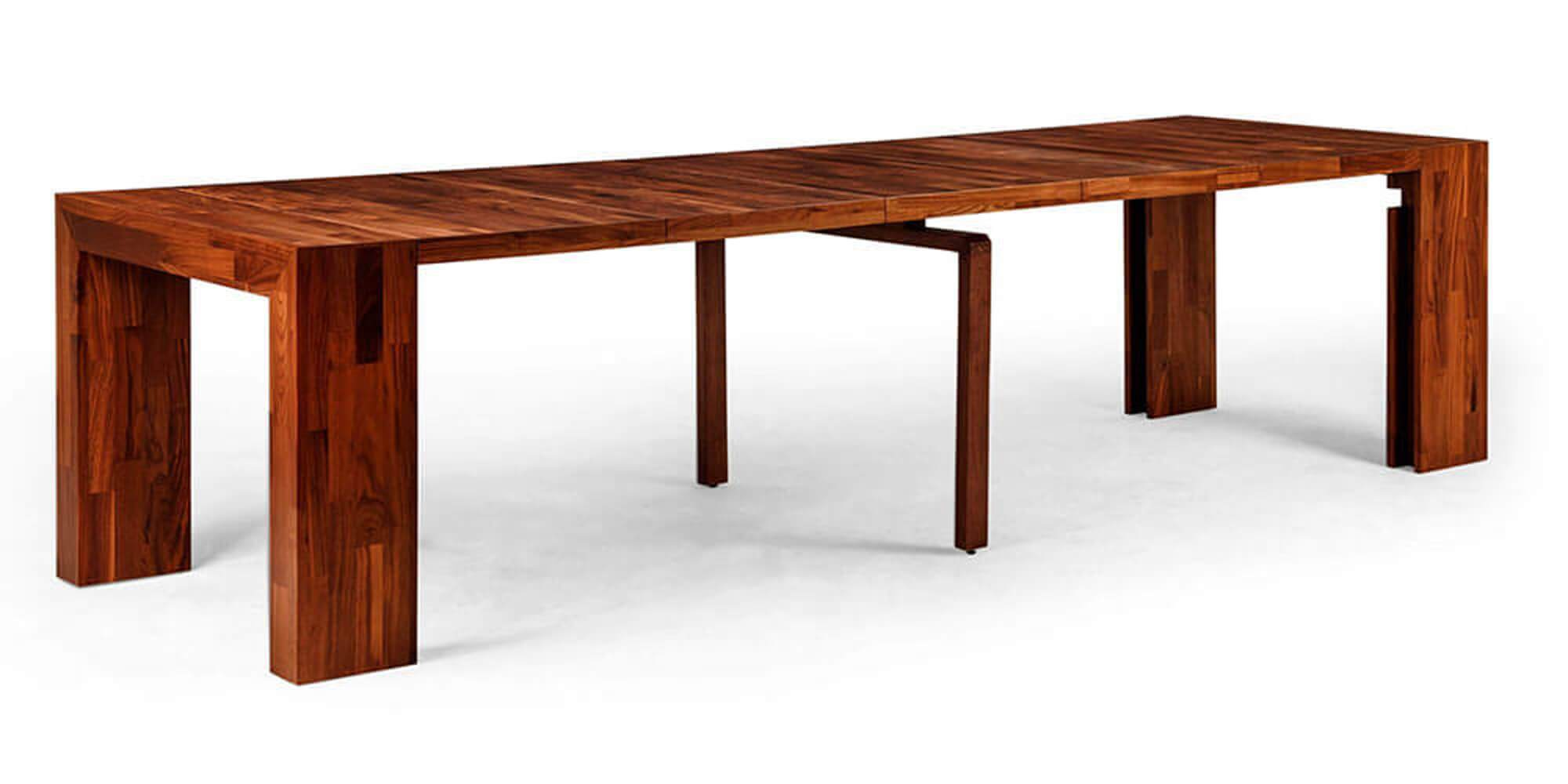 The Full Dining Set 2.0 + Chestnut