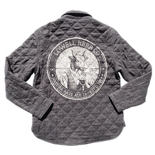 Load image into Gallery viewer, Men's Farm Jacket - Charcoal Grey