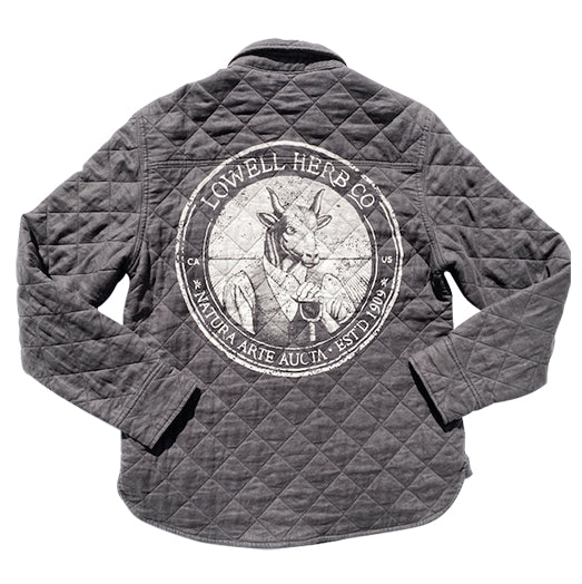 Men's Farm Jacket - Charcoal Grey