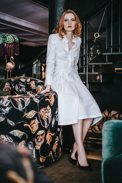 Simone Shirt Dress