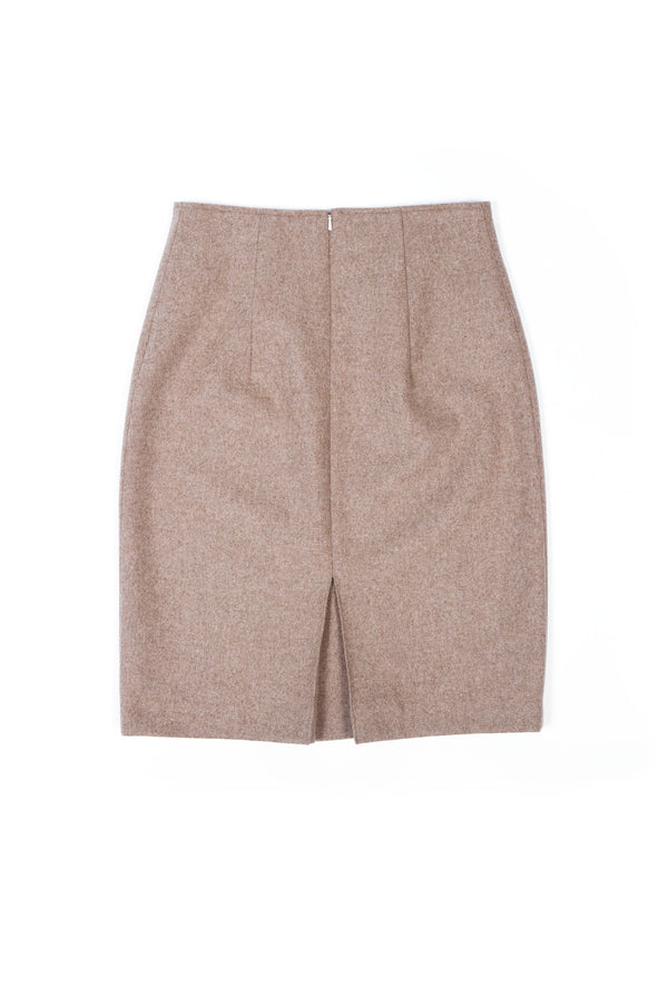 Pencil Skirt - Toffee