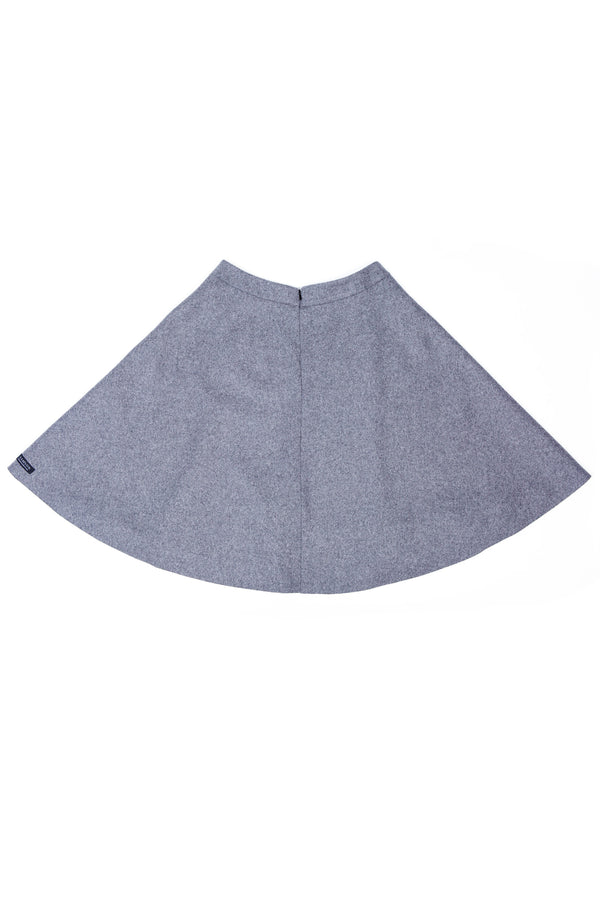 Skirt No 2 - Light Gray