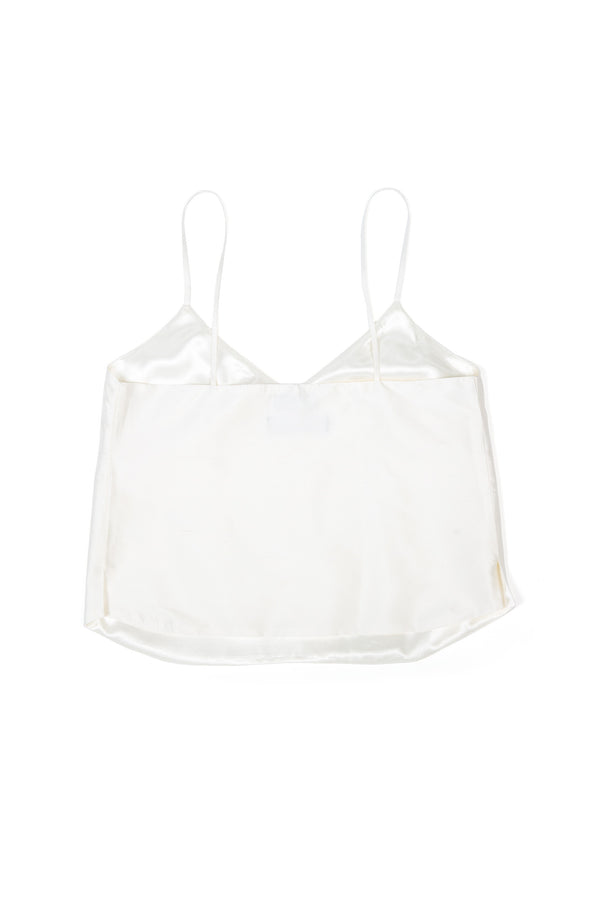 Luxury Camisole No 1 - Pearl Silk