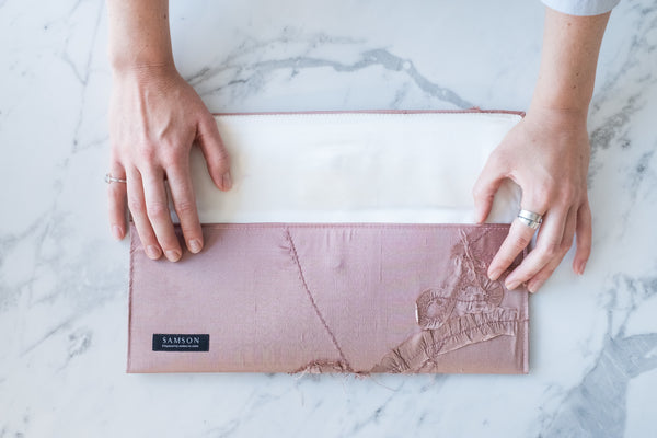 The Sustainable Clutch A-02 - Zero Waste