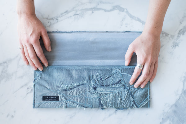 The Sustainable Clutch A-03 - Zero Waste