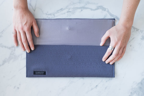 The Sustainable Clutch A-05 - Zero Waste