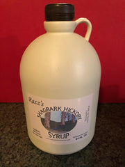 1/2 gallon jug-64 oz.