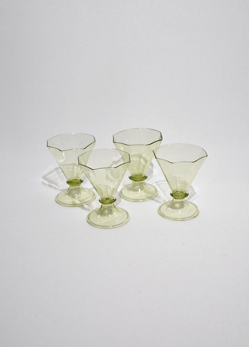 Green Cordial Set