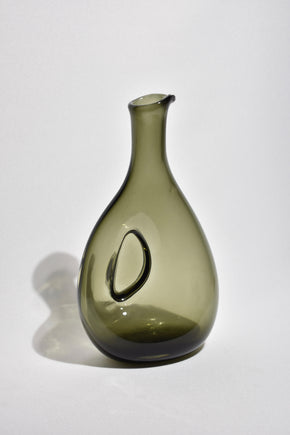 Modernist Smoke Decanter