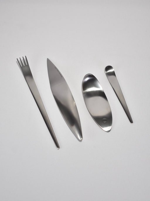 Mono Tools 4-Piece Flatware Set