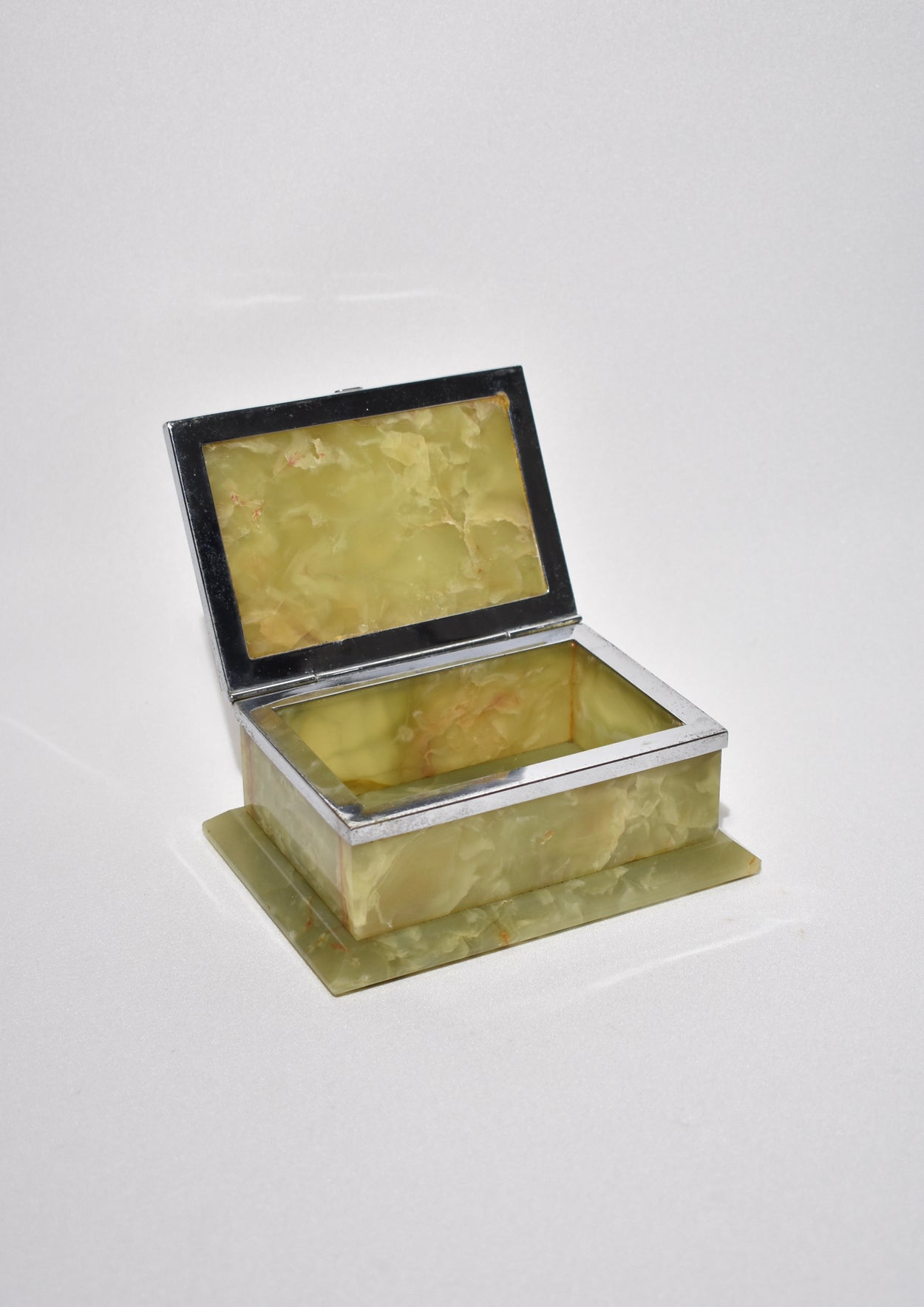 Green Quartz Box