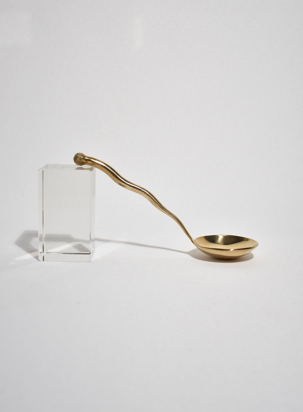Soup Ladle in Bronze
