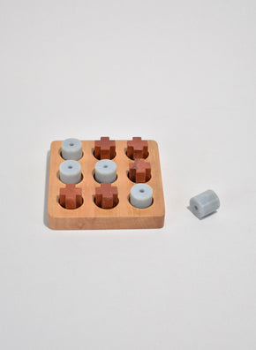 Stone Tic-Tac-Toe Set