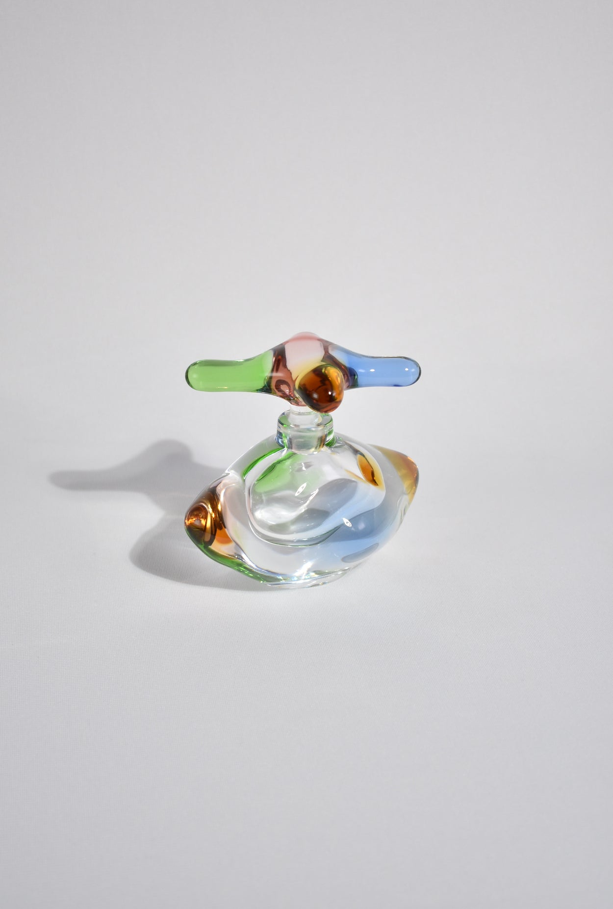 Sculptural Perfume Bottle