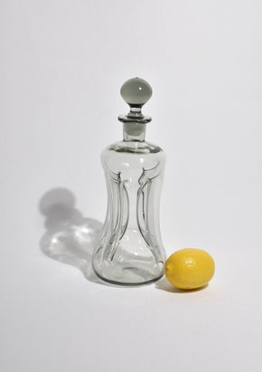 Smoke Glass Decanter