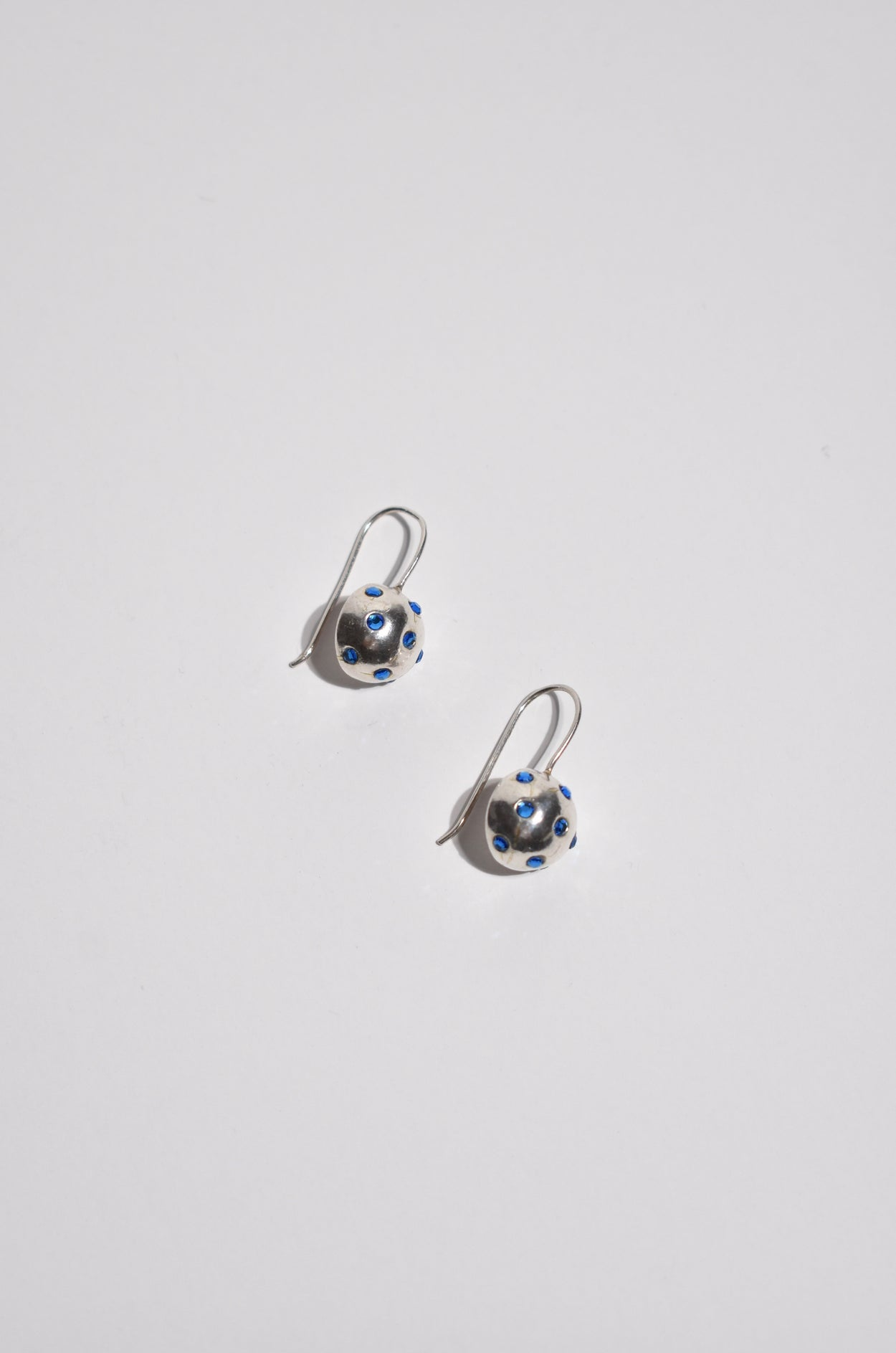 Petite Dome Earrings