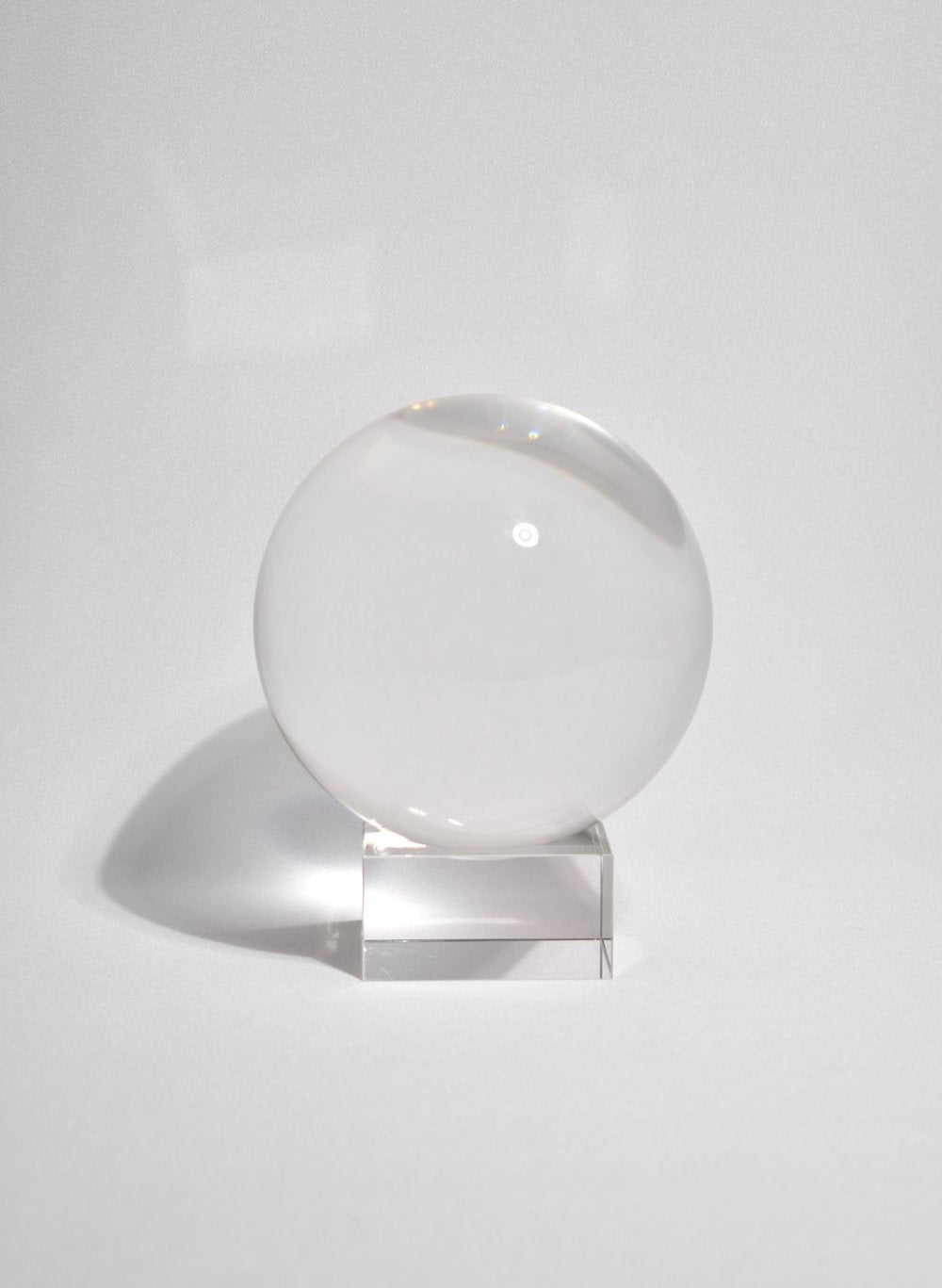 Glass Orb