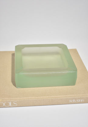 Large Green Catchall