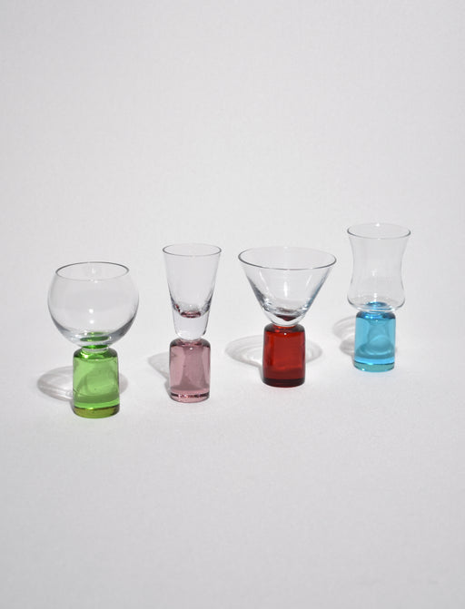 Colorful Cordial Set