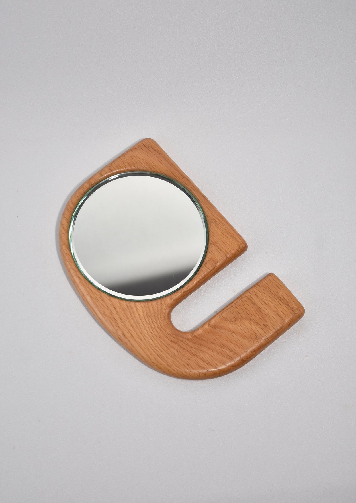 Sculptural Hand Mirror