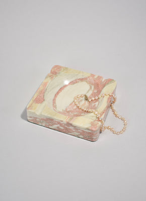 Pink Marble Catchall