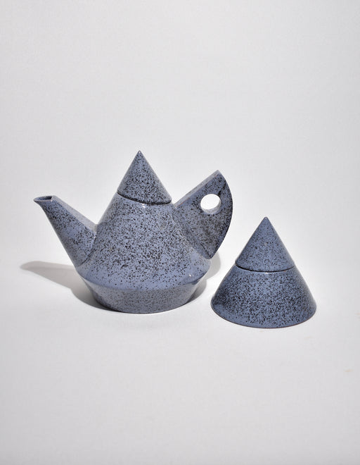 Postmodern Ceramic Tea & Sugar Set