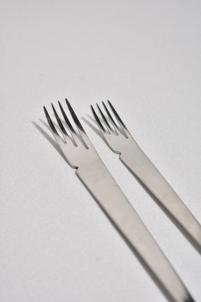 Modernist 5-Piece Flatware Set