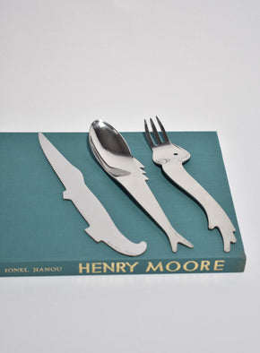 French Flatware Set of Three