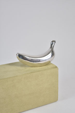 Banana in Sterling Silver